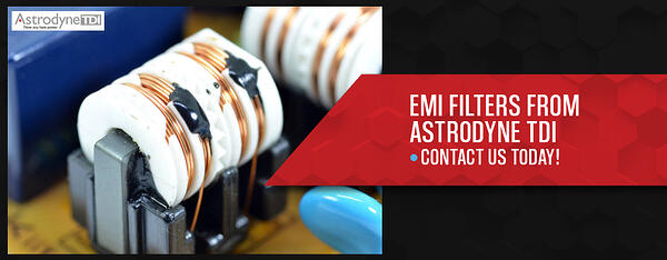 EMI filters from Astrodyne TDI
