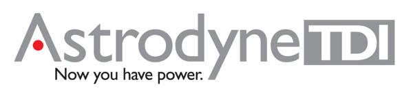 Astrodyne TDI - LARGE logo