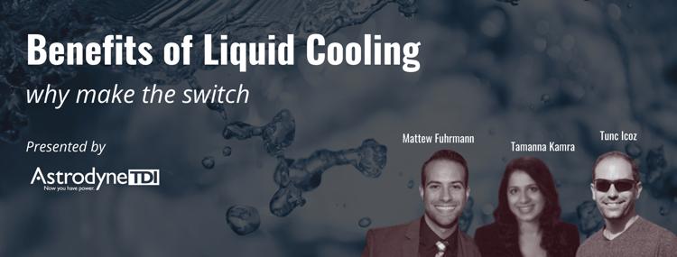 Benefits of Liquid Cooling