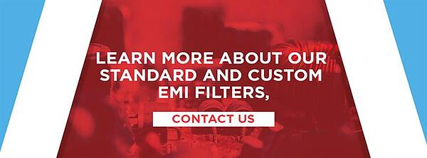 standard and custom EMI filters