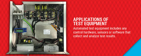 Applications of test equipment