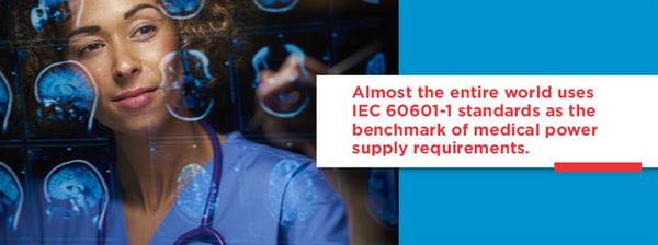 IEC 60601-1 standards
