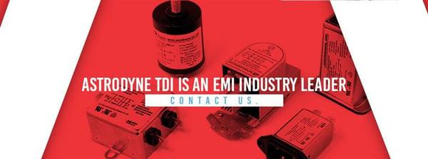 Astrodyne TDI is an EMI industry leader